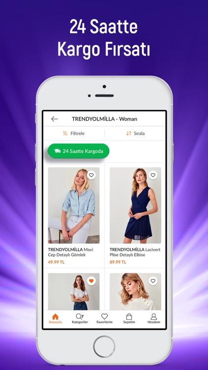 Trendyol - Moda & Alışveriş screenshot-5