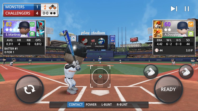 BASEBALL 9 screenshot-6