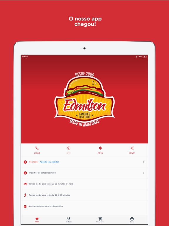 Edmilson Lanches screenshot 7