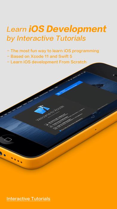 Xcode 11 and Swift 5 Tutorials screenshot one