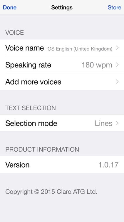 Claro ScanPen Premium screenshot-4