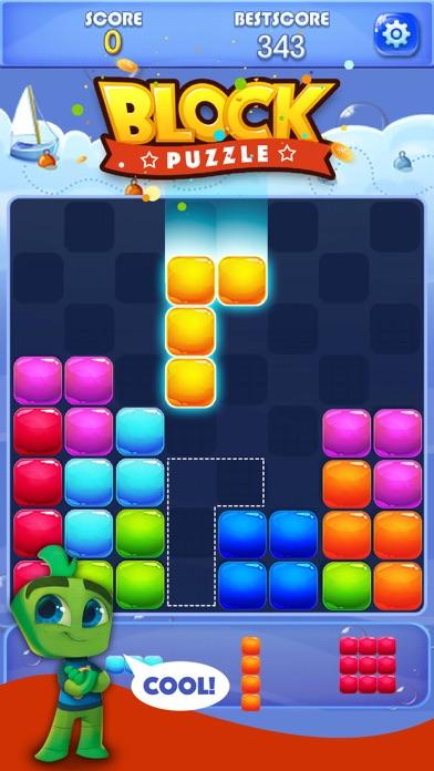 Screenshot of Candy Block Puzzle Blitz2