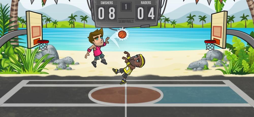 Basketball Battle: Streetball hack tool