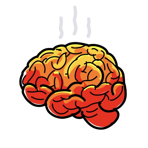 Hot Brain - Tricky Puzzles icon