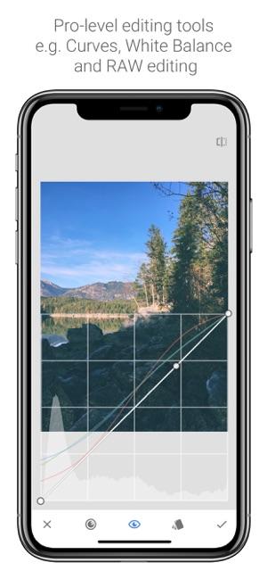 Snapseed Screenshot