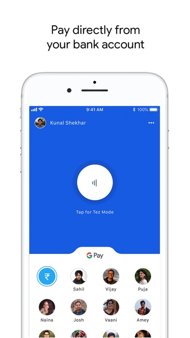 download Google Pay for India (Tez)