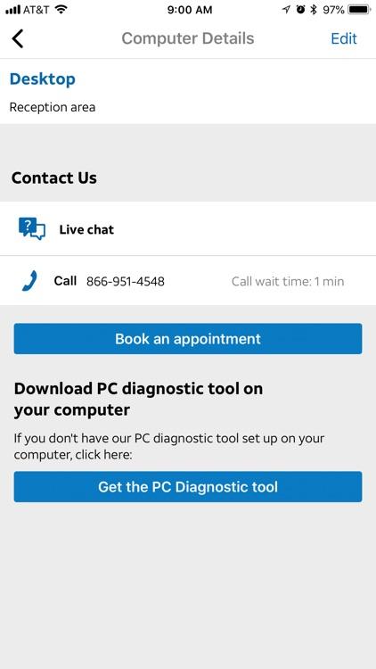 AT&T Tech Support 360℠ screenshot-3