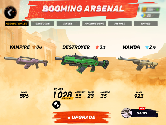 iPad Image of Guns of Boom