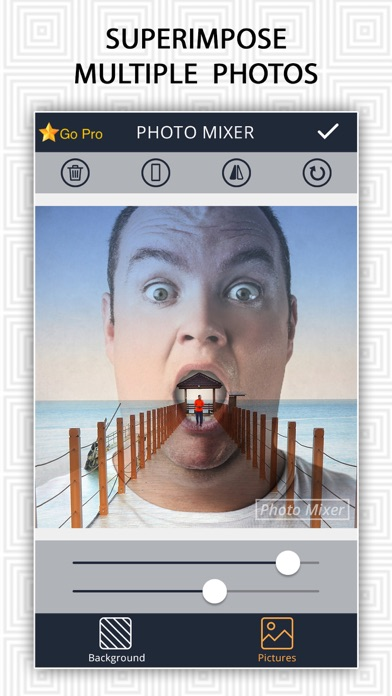 Ultimate Photo Mixer Blender screenshot four