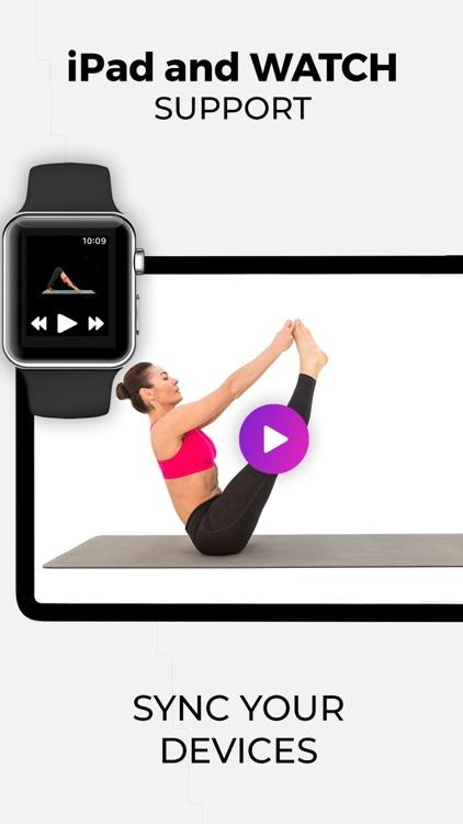 Lotus   Yoga and Workout screenshot-7