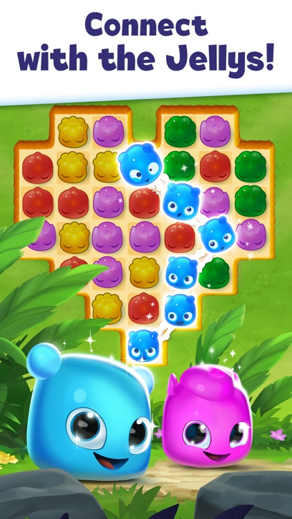 Jelly Splash: Fun Puzzle Game screenshot-0