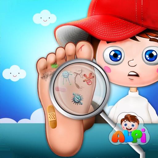 Alpi Baby Games - Foot Doctor