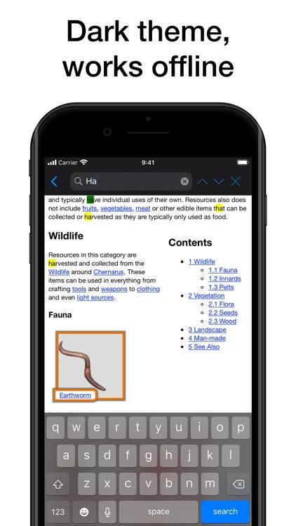 Pocket Wiki for DayZ screenshot-8