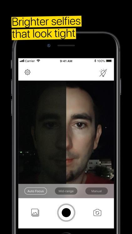 NeuralCam - Night Mode Camera screenshot-3