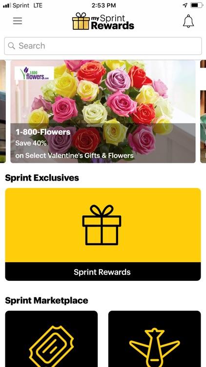 My Sprint Rewards
