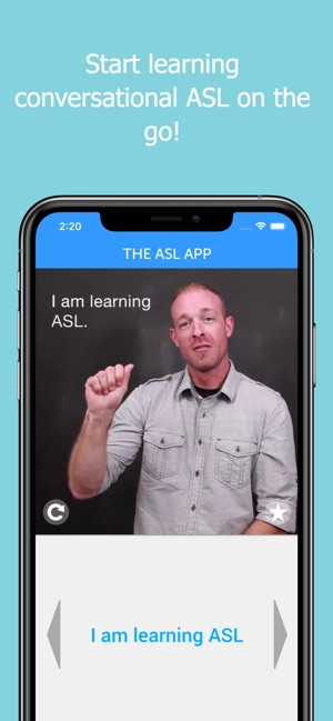 The ASL App on the App Store