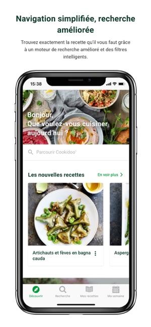 Thermomix Cookidoo Dans L App Store