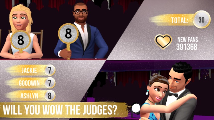 Dancing with the Stars : Game screenshot-4