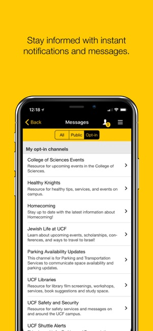 UCF Mobile on the App Store