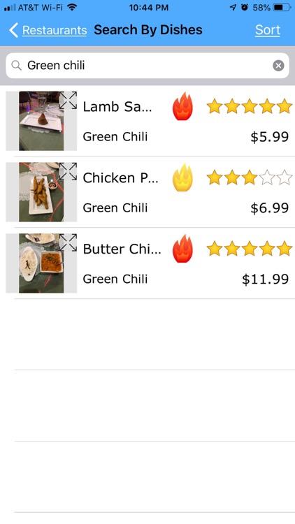 FoodNotes+ screenshot-3