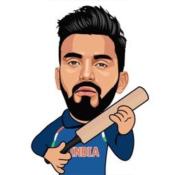 KLMoji by KL Rahul
