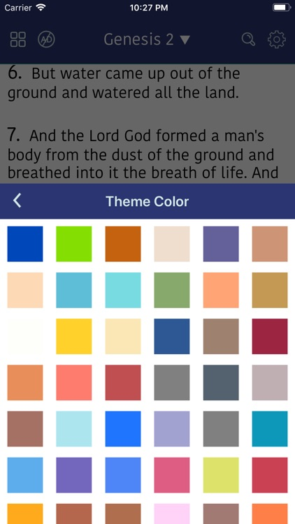 NASB Bible with Audio screenshot-7