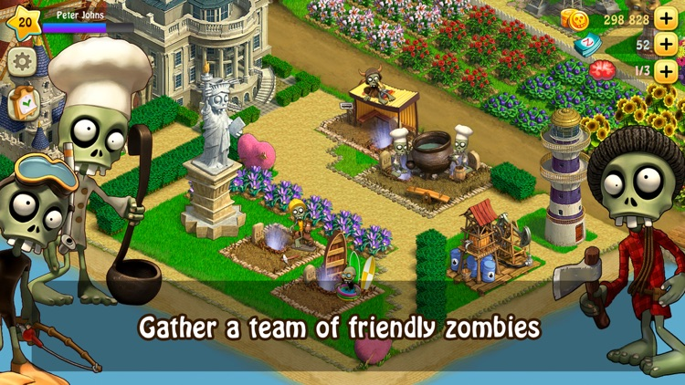 Zombie Castaways screenshot-0