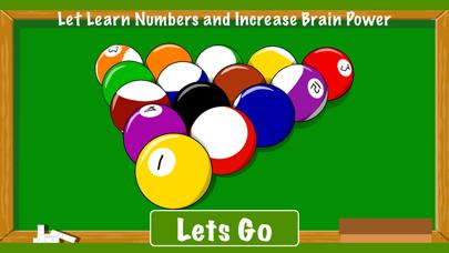 Billiardo and Numbers screenshot 1