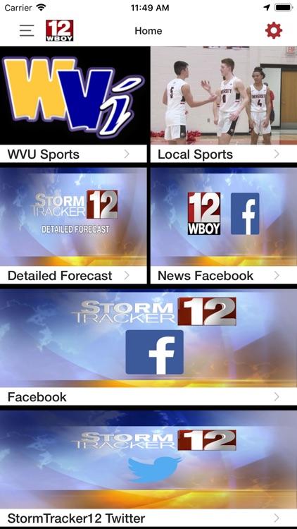 StormTracker 12 screenshot-5