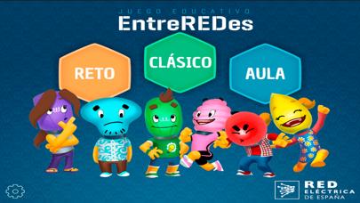 entreREDes screenshot one