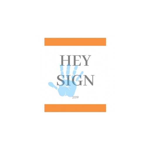 Hey Sign