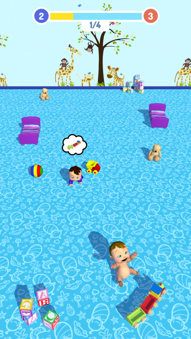 Baby Sims screenshot 2