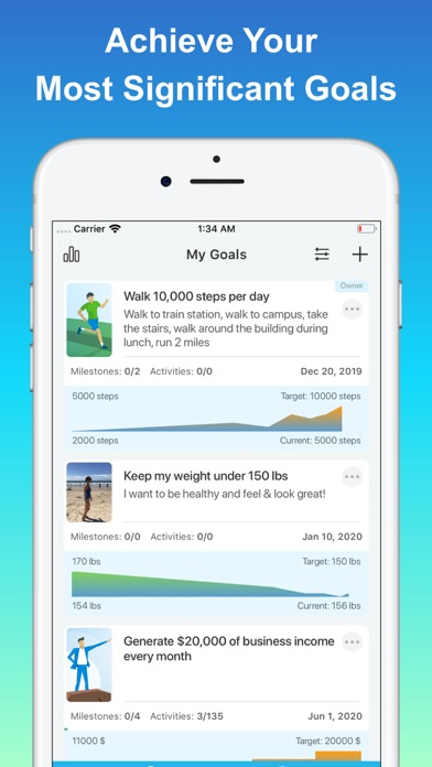 Success Coach - Goal Tracker