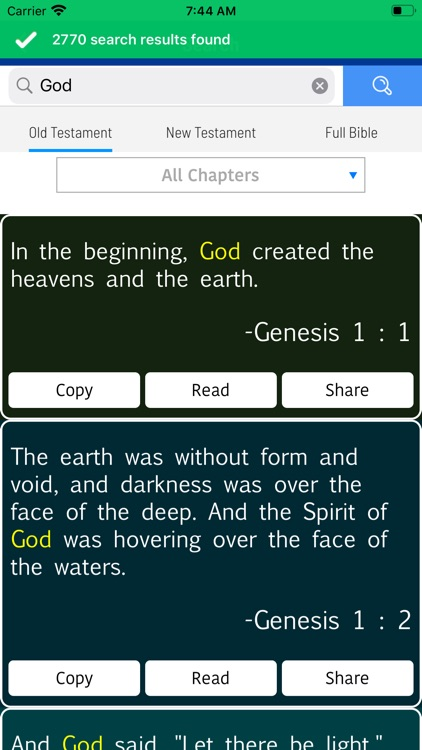 New Living Translation  Pro screenshot-8