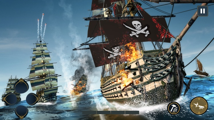 Pirates Ship Battle Simulator
