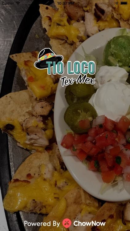 Tio Loco Tex Mex screenshot-0