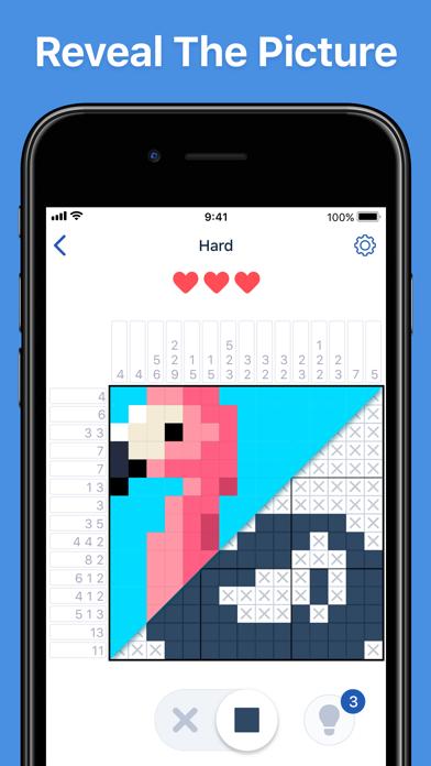 Nonogram - Picture Cross Game screenshot 8