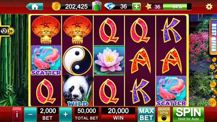 Panda Slots – Jackpot Magic screenshot-3