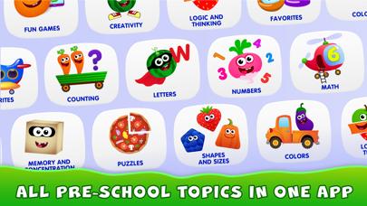 Kids Games! ABC Maths Learning Screenshot 1