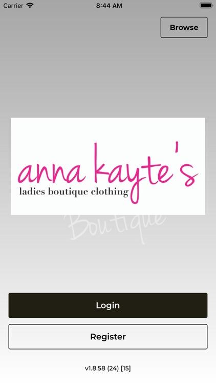 Anna Kayte's Boutique