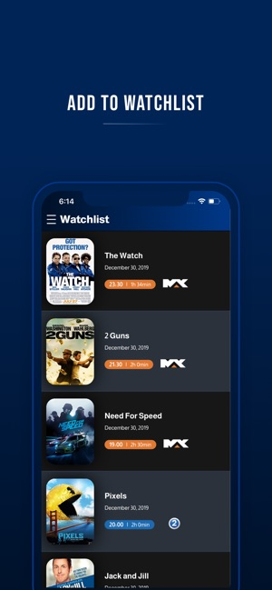 Mbc Movie Guide On The App Store