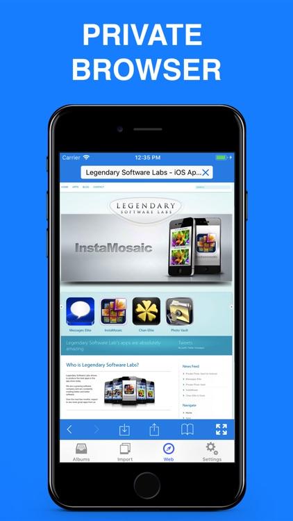 Private Photo Vault Pro screenshot-4