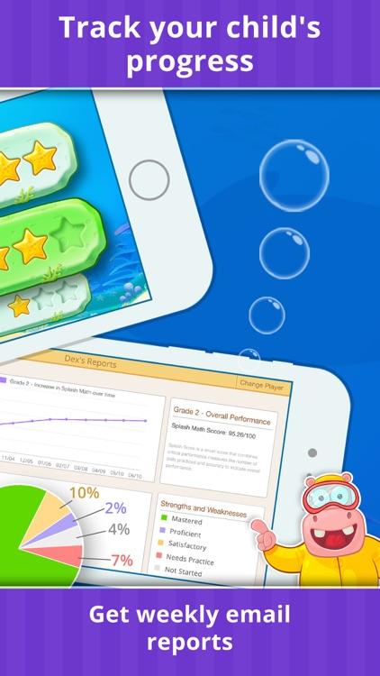 Splash Math - Games for Kids screenshot-4