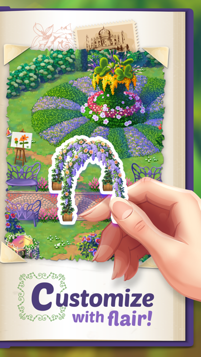 Lily's Garden: Design & Relax! for PC - Free Game Download ...
