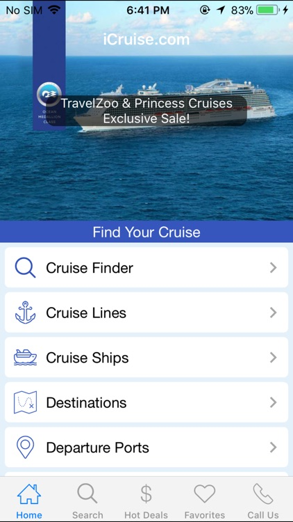 Cruise Finder by iCruise.com