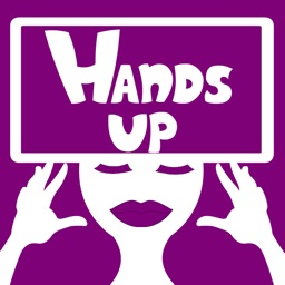 Hands up Heads up and charades