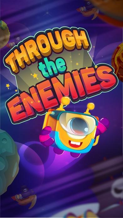 Through The Enemies screenshot #1
