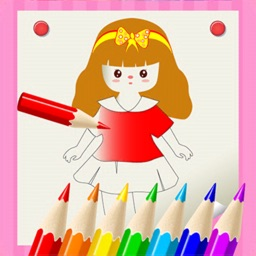 Kids Coloring and Drawing Book