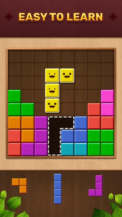 Wood Color Block: Puzzle Game screenshot-0