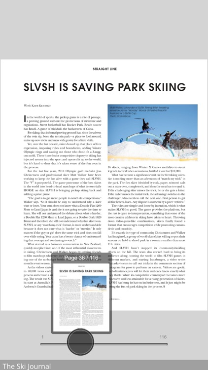The Ski Journal screenshot-3